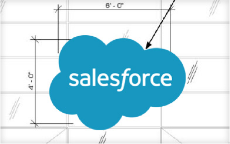 Salesforce Logo Vector | www.imgarcade.com - Online Image Arcade!